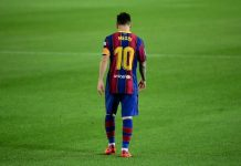 Demi Ayahnya, Anak Maradona Minta Messi Lepas Nomor 10 Di Barcelona