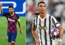 Cetak 750 Gol, Benarkah Ronaldo Lebih Tajam Dari Messi?