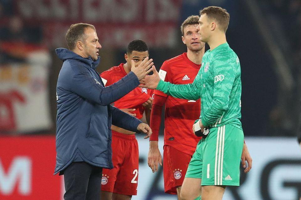 Neuer: Hansi Flick Membuat Bayern Lapar Gelar