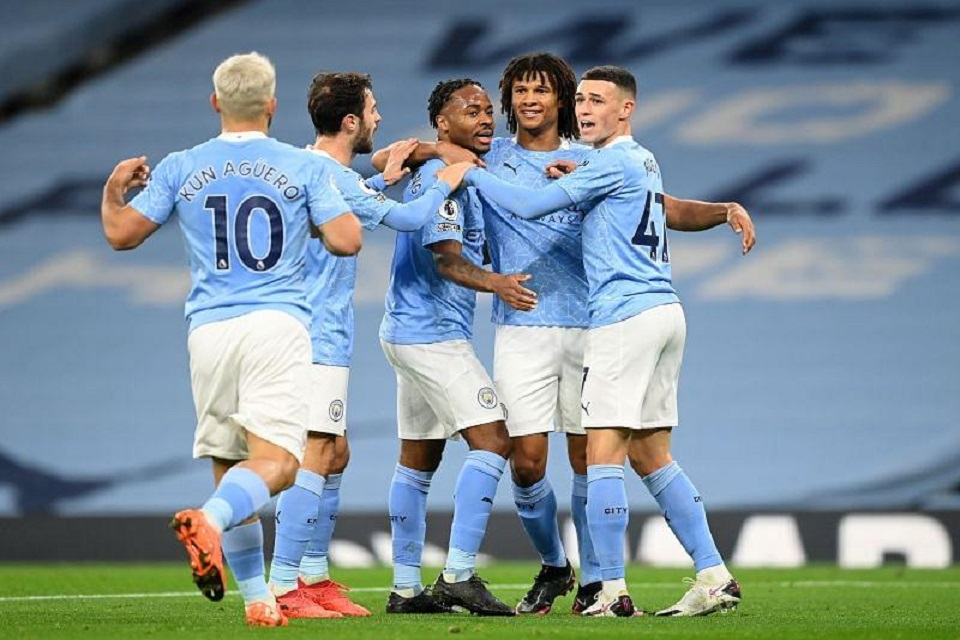Skuad Manchester City