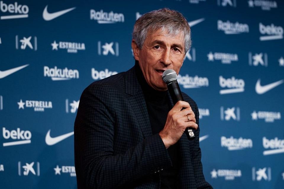Meski Gagal di Kesempatan Pertama, Setien Ingin Kembali Latih Barcelona