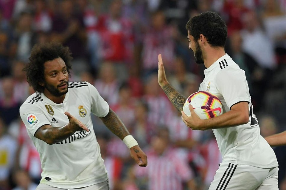 Ini Alasan Zidane Sering Cadangkan Marcelo dan Isco