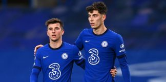 mason mount and kai havertz