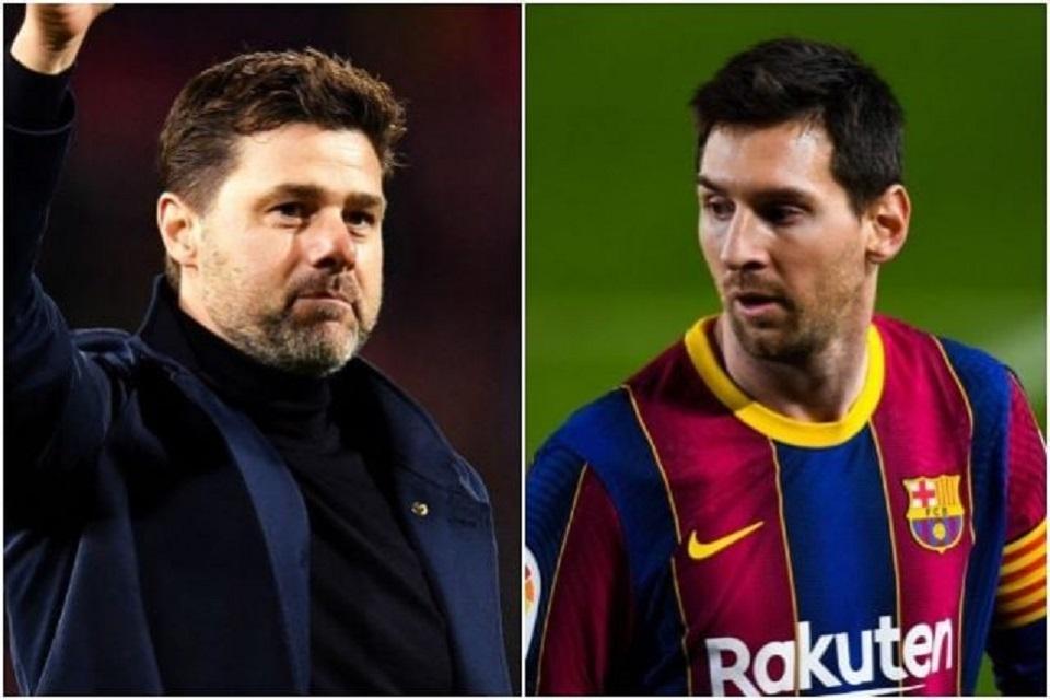 Koeman: Messi Tidak Mau Dilatih Pochettino