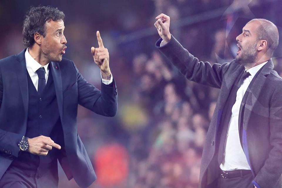 Pep Guardiola Dan Luis Enrique Jadi Pelatih Favorit Messi di Barcelona