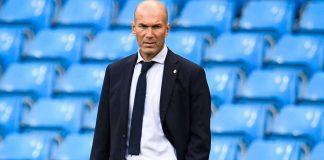 Nasib Zidane Tergantung Laga Kontra Gladbach, Kalah Dipecat!