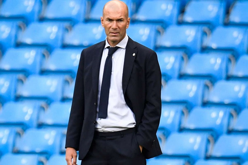 Buah Kesabaran Florentino Perez Terhadap Zidane Mulai Terlihat