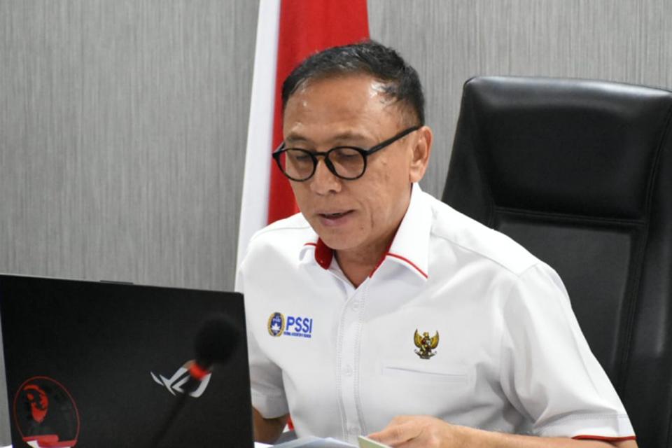 PSSI Terbitkan SK Terkait Pemberhentian Kompetisi
