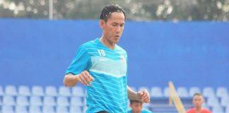Kapten Sriwijaya FC jadi Direktur Teknik Tingkat Akademi
