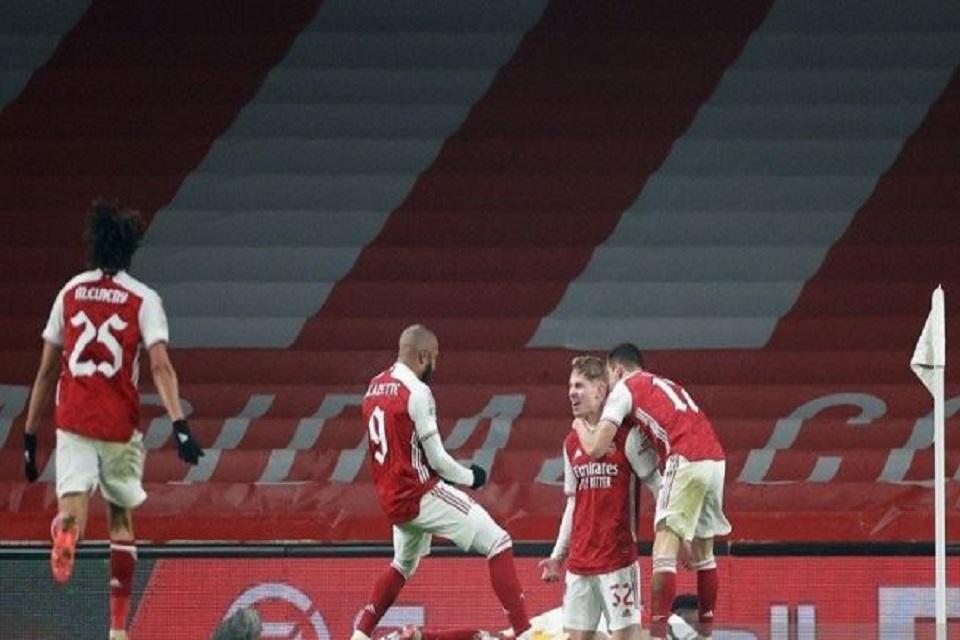 Arsenal Menangkan Match Lawan Southampton 3-1