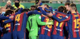 Barcelona Lolos ke Final Piala Super Spanyol Setelah Menang Adu Penalti Kontra Sociedad