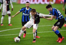 Inter vs Juventus: Derby d'Italia Yang Sarat Emosi Dan Gengsi
