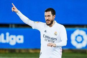 Bettoni: Hazard Mulai Membaik di Real Madrid