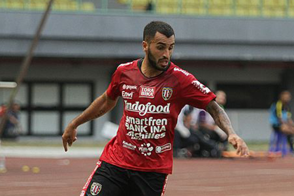 Bali United Dikabarkan Lepas Brwa Nouri Ke Klub Irak