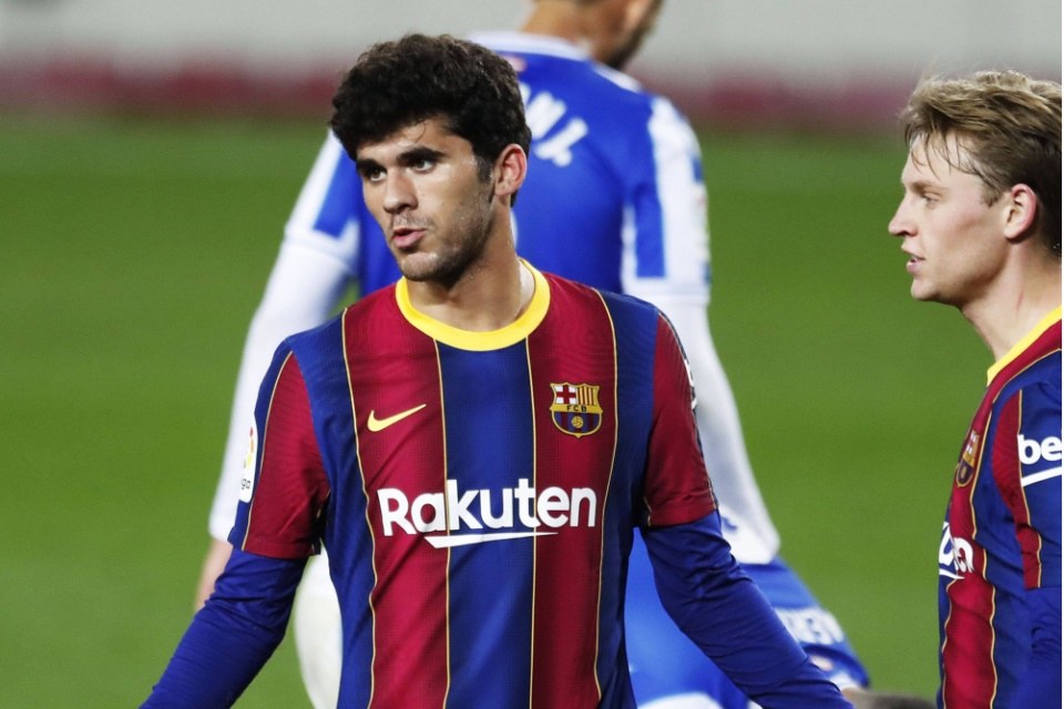 Carles Alena Sudah Dapat Izin Hengkang dari Barcelona
