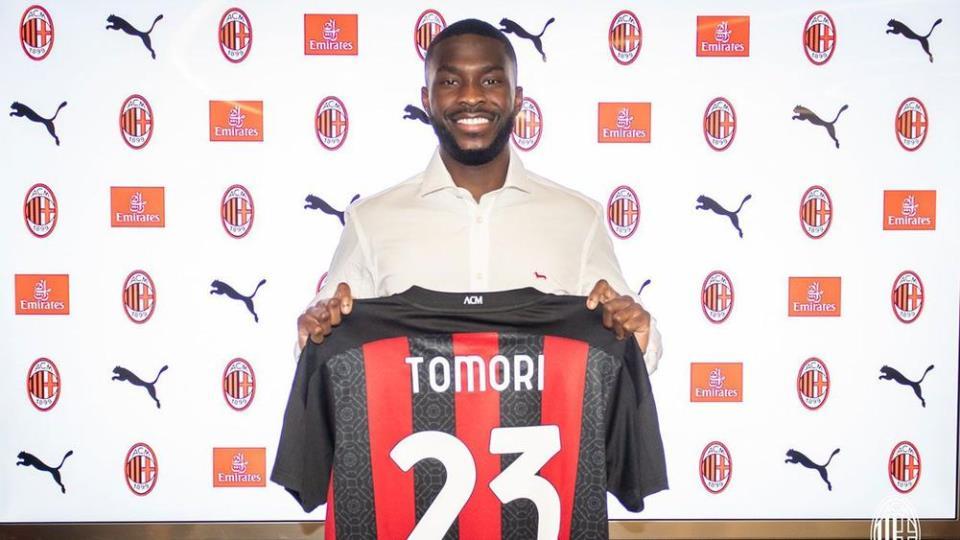 Chelsea Resmi Pinjamkan Fikayo Tomori ke AC Milan