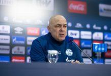 Kalah Telak, Pelatih Schalke Lihat Dua Sisi Pertandingan
