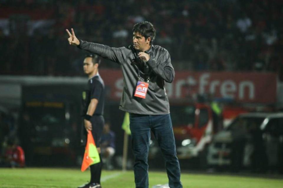 Pelatih Bali United Siapkan Taktik Untuk Piala AFC