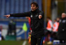 Conte Sebut Dewi Fortuna Tak Berpihak pada Inter Milan