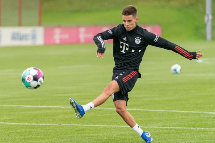 Bayern Munchen Dantas Hans Flick