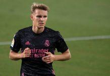 Demi Menit Bermain, Real Madrid Pinjamkan Odegaard ke Arsenal