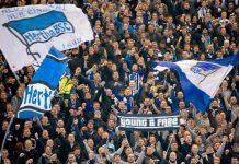 Fans Hertha Berlin Akan Unjuk Rasa Ditengah Pandemi
