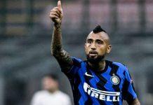 Dicap Pengkhianat Oleh Interisti, Begini Klarifikasi Arturo Vidal