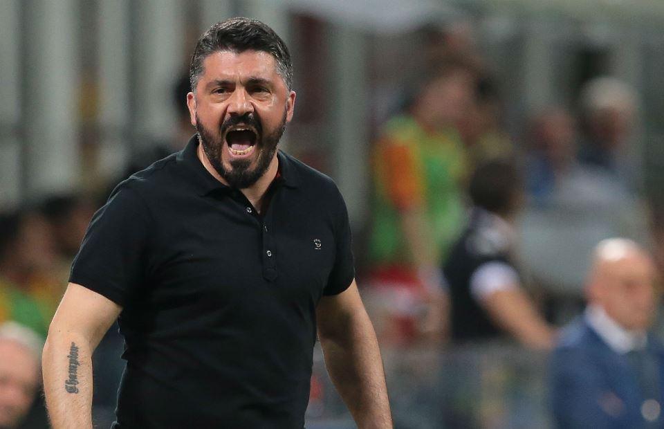 Diisukan Bakal Dipecat Napoli, Gattuso Marah Sejadi-Jadinya