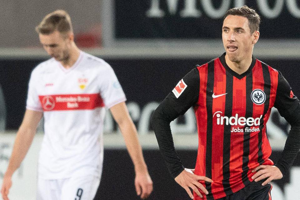 Eintracht Frankfurt Lepas Dominik Kohr Untuk Mainz