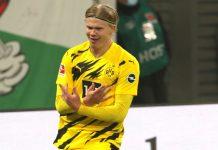 Dua Gol Haaland Gagalkan Leipzig Raih Posisi Puncak Klasemen
