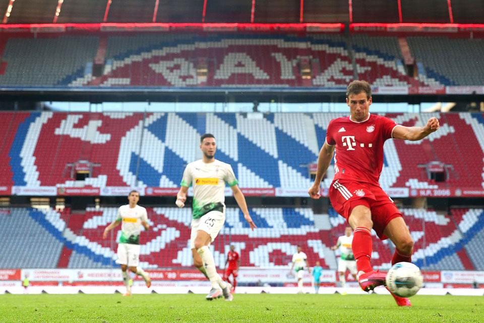 Faktar Menjelang Pertandingan Bayern Munchen vs Monchengladbach