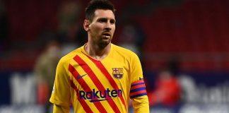Kalahkan Bilbao, Messi Hanya Mampu Cetak Dua Gol