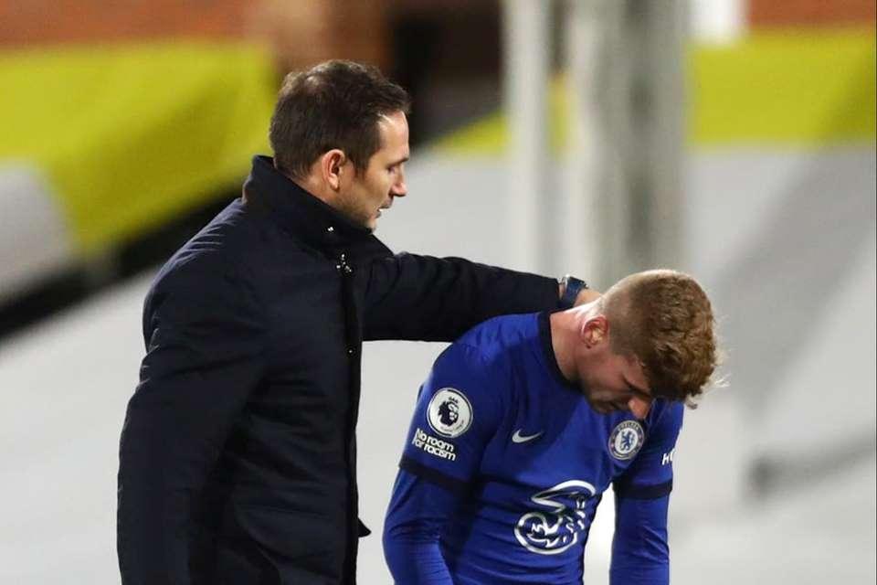 Gagal Cetak Gol Meski Lewat Penalti, Lampard Pasang Badan Tuk Werner