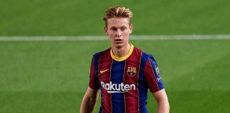 Gol Tunggal De Jong Menangkan Barcelona Atas Huesca