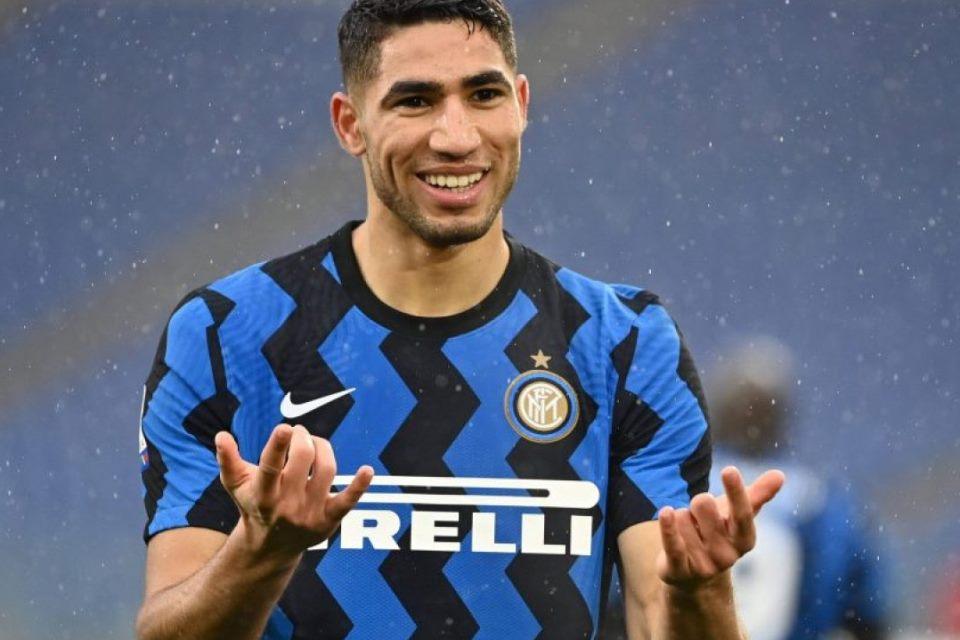 Inter Belum Bayar Transfer Hakimi? Madrid Buka Suara