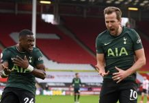 Setelah 46 Tahun, Tottenham Akhirnya Kalahkan Sheffield Di Kandangnya