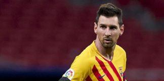 Hati-hati Sociedad, Messi Sedang On Fire