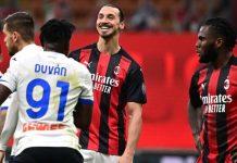 Disindir Duvan Zapata, Ibrahimovic: Jumlah Golmu Berapa?