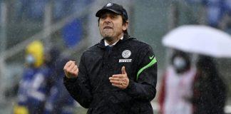 Inter Ditahan Imbang AS Roma, Conte Bicara Soal Taktik Parkir Bus