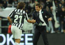 Inter vs Juventus: Pengalaman Conte Diuji Muridnya Andrea Pirlo