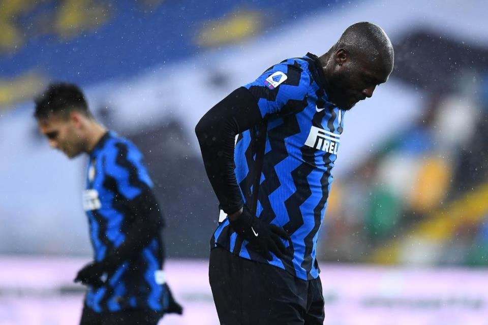 4 Catatan Minor Iringi Hasil Imbang Inter Di Kandang Udinese