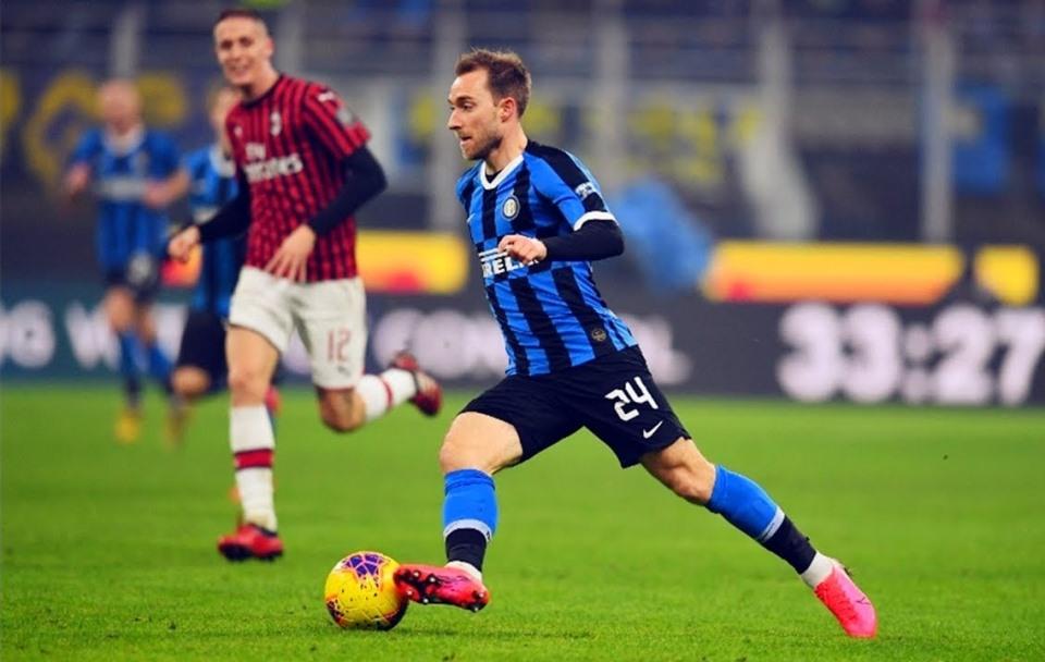 Jadi Pahlawan Inter, Conte Tegaskan Batal Lepas Eriksen