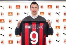 Janji Mandzukic Di Milan: Jadi Monster Seperti Ibrahimovic