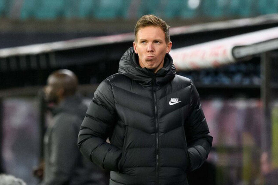 Nagelsmann Puas dengan Leipzig di Paruh Musim