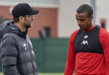 Kabar Baik Buat Liverpool: Joel Matip Sudah Kembali Latihan