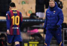 Kali Pertama Dapat Kartu Merah Langsung di Barcelona, Ada Apa dengan Messi?