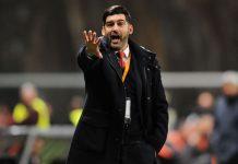 Juru Latih AS Roma Lakukan Hal Konyol di Coppa Italia