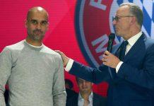 Bos Bayern Meneteskan Air Mata Saat Tau Pep Bakal Hengkang