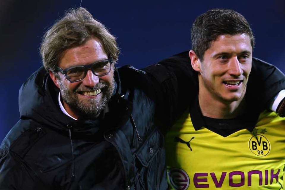 Lewy and Klopp