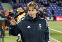 Direktur Olahraga Real Madrid Beri Angin Segar Terkait Luka Modric